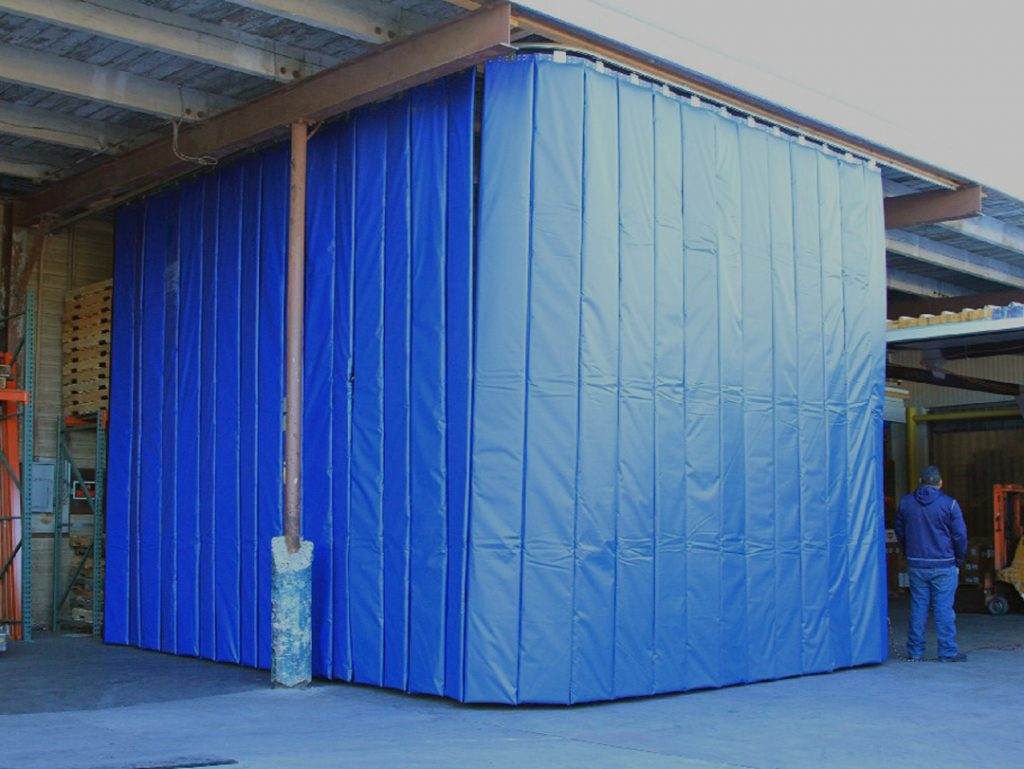 Acoustical Curtain Manufacture Applied Acoustical Group